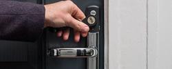 Feltham access control service
