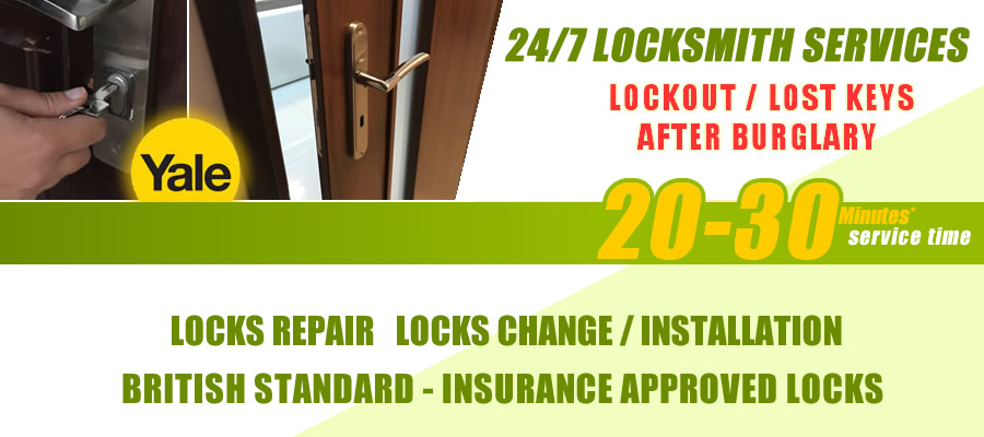 Feltham locksmith services